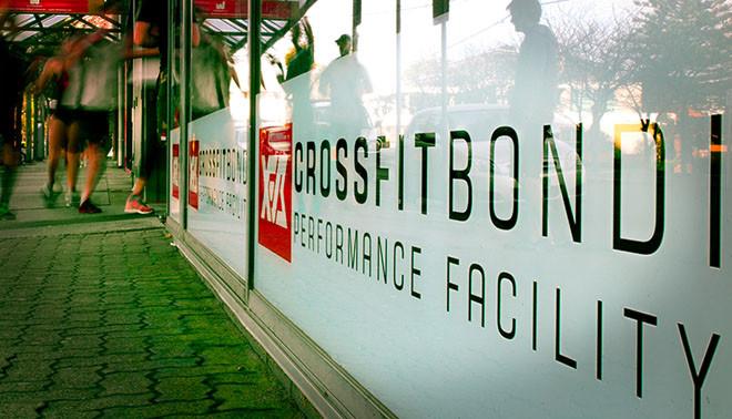 crossfit bondi junction gym