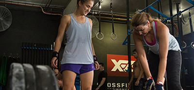 Getting started with CrossFit