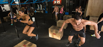 Compare Crossfit Bondi